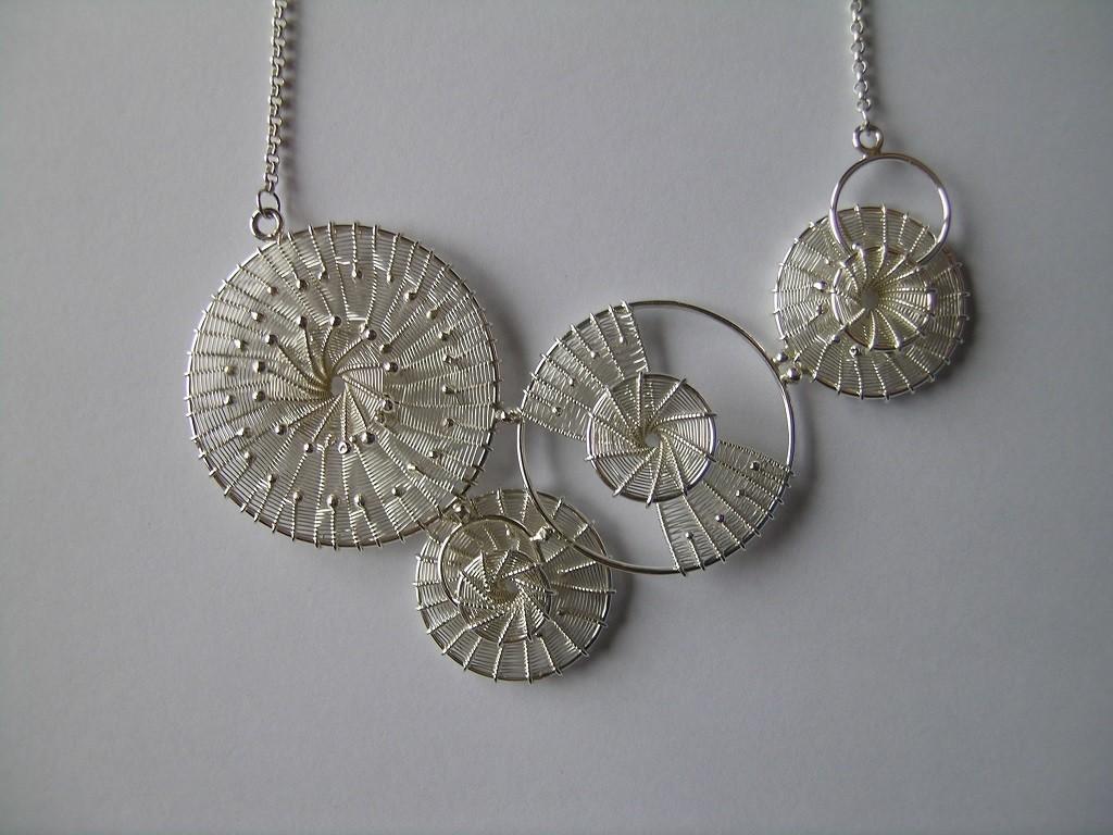 necklace Maja Hputman
