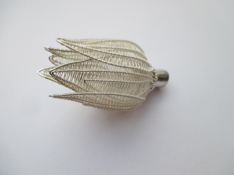 tulip pendant granulation Maja Houtman