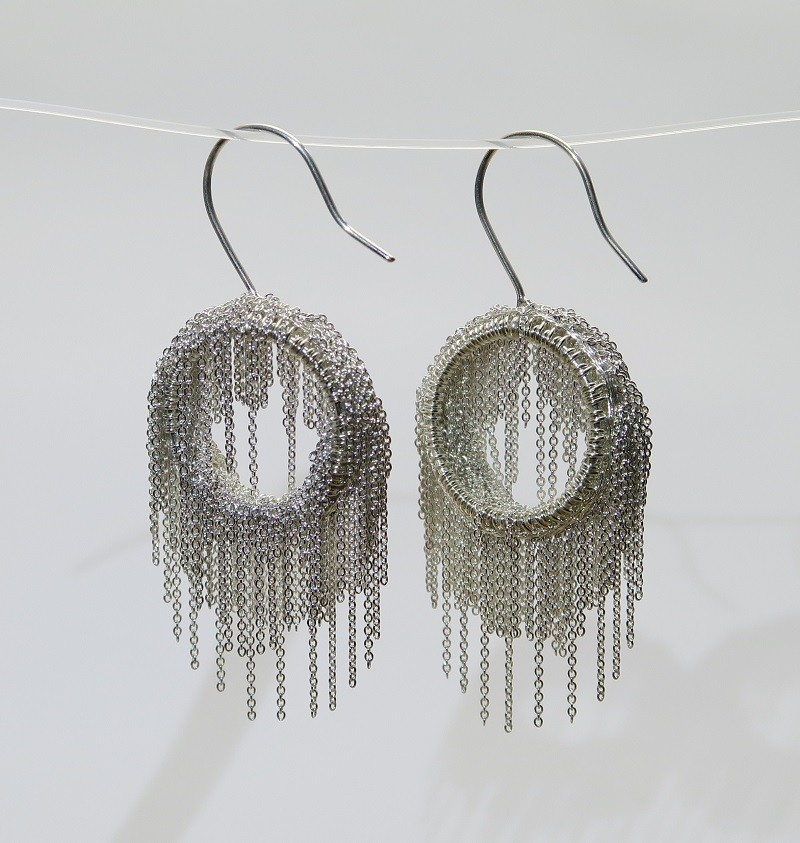 earrings Maja Houtman