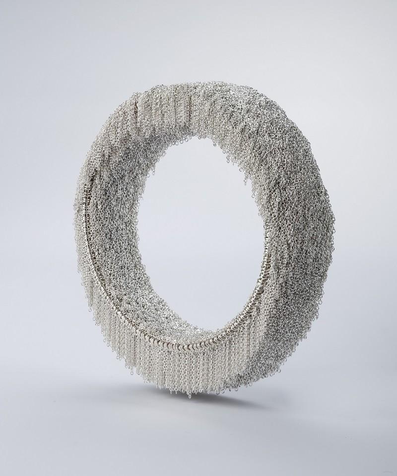 maja houtman - suftal fidda bracelet saul bell award - Silver Fleece Collection