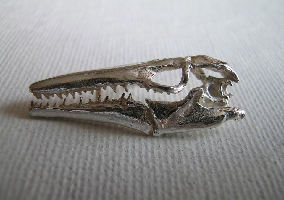 casting maja houtman pin